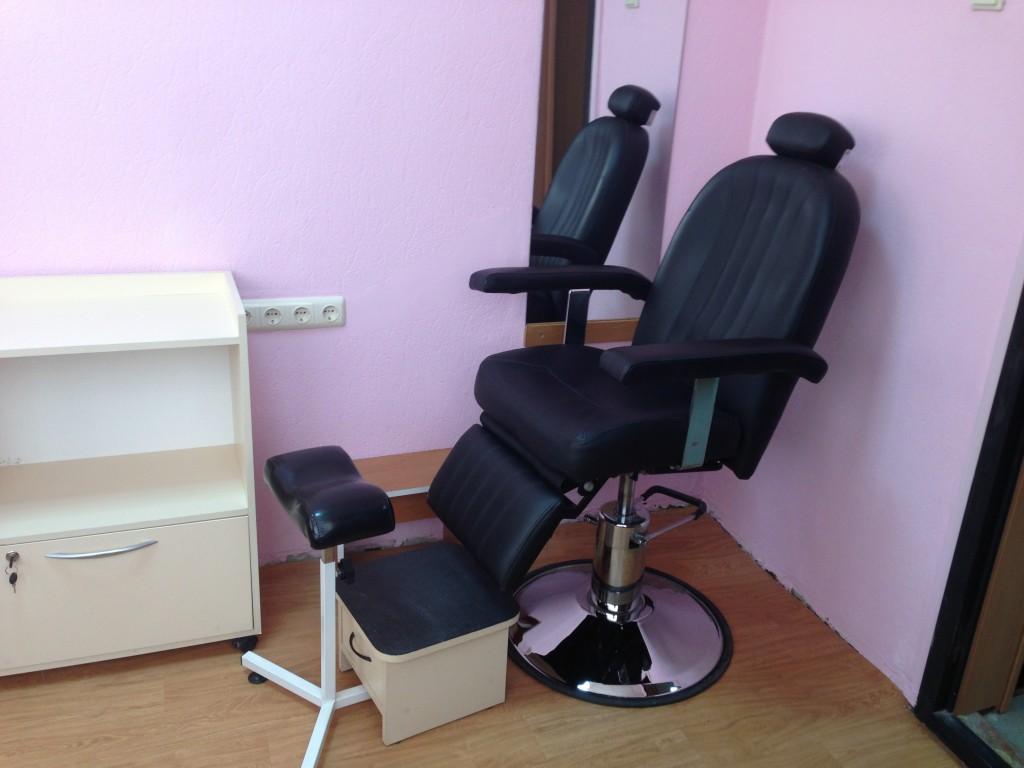 Фото кресла для маникюра в