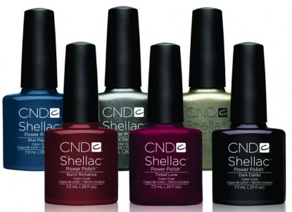 Shellac Forbidden Collection