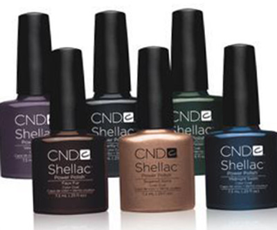 Shellac Winter Fall 2012