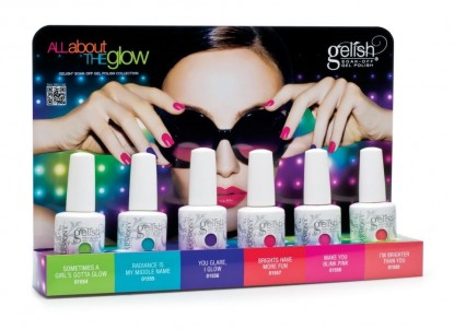 Gelish All About the Glow