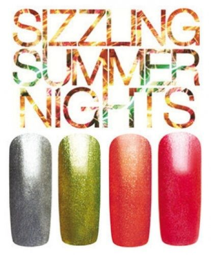 Gelish Sizzling Summer Nights