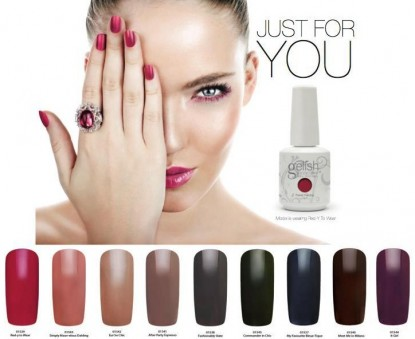 Gelish Just For You Collection
